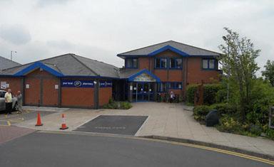 Consett Medical Centre, Consett