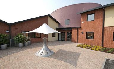 Fingerpost Park Health Centre, St Helens
