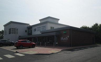 Dinas Powys Medical Centre, Dinas Powys