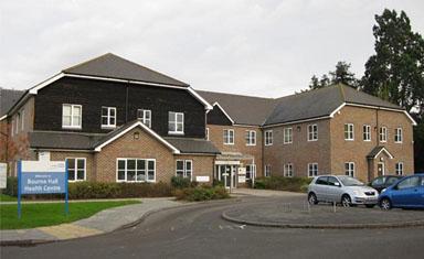 Bourne Hall Health Centre, Ewell