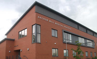 Anchor Mill Medical Practice, Paisley