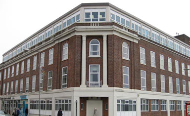 The Lever Chambers Centre for Health, Bolton