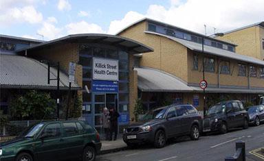 Killick Street Health Centre, London