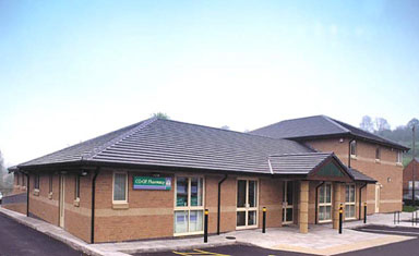The Greens Health Centre, Dudley