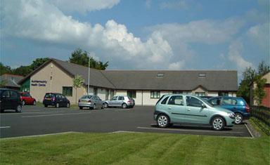 Auchtermuchty Health Centre, Auchtermuchty