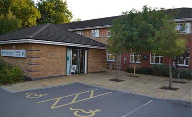 Derby Road Health Centre, Lenton