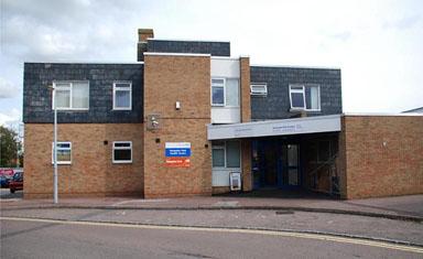 Hampden Park Health Centre, Eastbourne