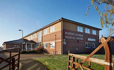 Burton Latimer Health Centre, Burton Latimer