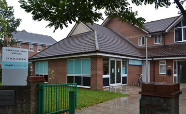 Woolston Lodge and Canute surgeries, Woolston