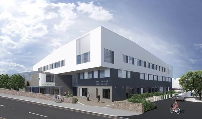 Bray Primary Care Centre