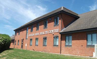 Station View Health Centre, Hinckley