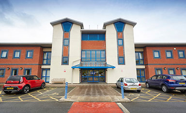 Syston Health Centre, Leicester