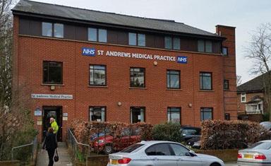 St Andrew Medical Centre, Whetstone