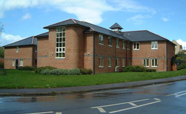 Fernhill and Whitehorse medical practices, Faringdon