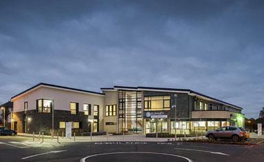 Rumney Medical Centre, Rumney