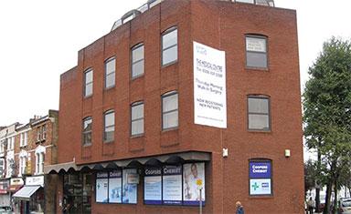 Willesden Medical Centre, London