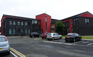 North Croft Medical Centre, Paisley