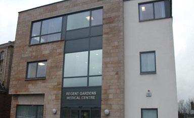 Regent Gardens Surgery, Kirkintilloch