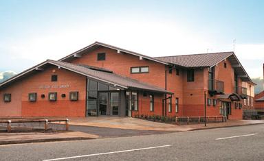 Devonshire Park Dental Centre, Wirral