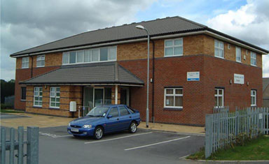 Harrowby Lane Surgery, Grantham