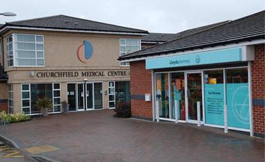 Churchfield Medical Centre, Luton