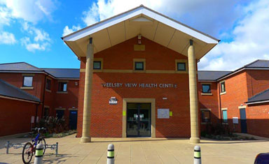 Weelsby View Health Centre, Grimsby