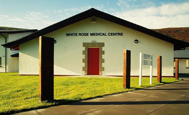 White Rose Medical Centre, New Tredegar