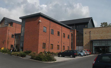 Whitemoor Medical Centre, Belper