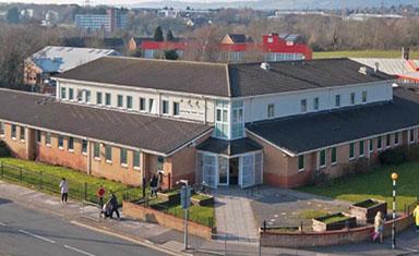 Llanrumney Health Centre, Llanrumney